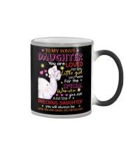 BONUS MOM TO BONUS DAUGHTER Color Changing Mug thumbnail