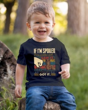 GRANDMA TO GRANDSON - SPOILED - GOT IT Youth T-Shirt lifestyle-youth-tshirt-front-4