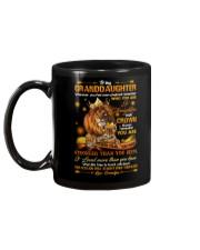 Grandpa to Granddaughter - Who You Are - Mug Mug back