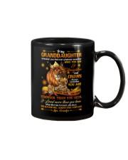 Grandpa to Granddaughter - Who You Are - Mug Mug front