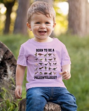 BORN TO BE - PINK - SCHOOL Youth T-Shirt lifestyle-youth-tshirt-front-4