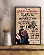 TO MY MOTHER-IN-LAW - CIRCUS 16x24 Poster lifestyle-poster-3