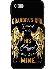 Angel Grandpa - I Used To Be His Angel - T-Shirt Phone Case i-phone-8-case