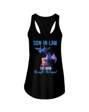 SON-IN-LAW - DRAGON - THE MAN THE MYTH THE LEGEND Ladies Flowy Tank thumbnail
