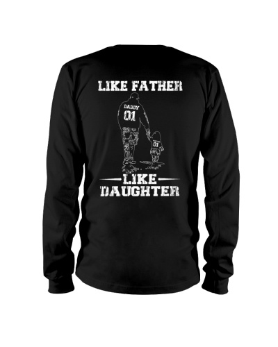 LIKE FATHER - NO ONE - LIKE DAUGHTER