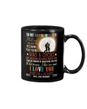 TO MY GORGEOUS WIFE Mug thumbnail