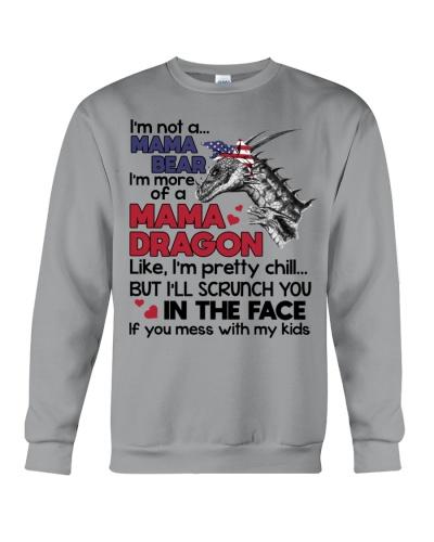 I'm not a mama bear