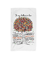 TO MY FATHER IN LAW Hand Towel thumbnail