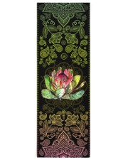 To My Daughter-in-law - Protea Flower - Mandala  Yoga Mat 24x70 (vertical) front