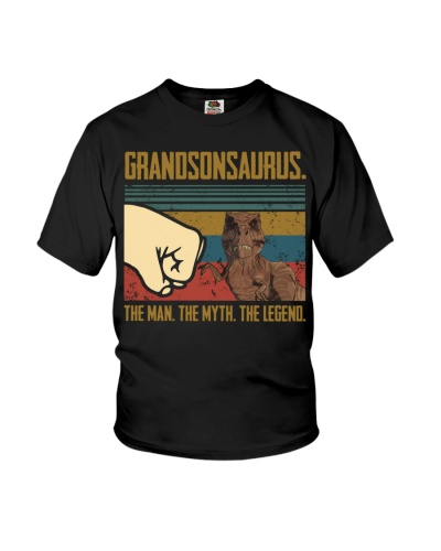 GRANDMA TO GRANDSON - VINTAGE T SHIRT - LEGEND