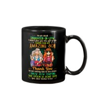 To My Daughter-in-law - Hippie - Circus - Mug Mug front