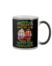 To My Daughter-in-law - Hippie - Circus - Mug Color Changing Mug thumbnail
