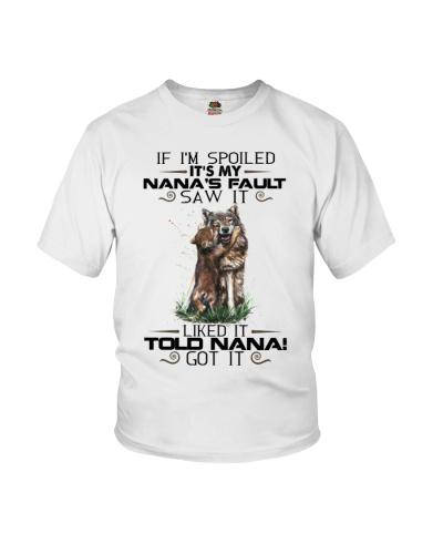 FOR GRANDCHILD - FROM NANA