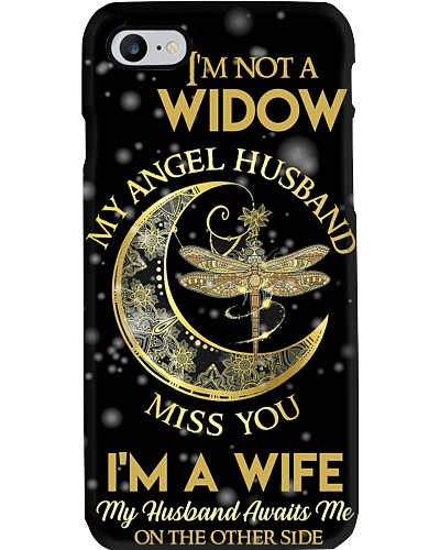 MY ANGEL HUSBAND - DRAGONFLY - MISS YOU