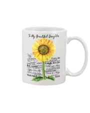 MOM TO DAUGHTER Mug front