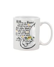DAUGHTER TO MUM Mug front