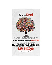 TO MY DAD Hand Towel thumbnail