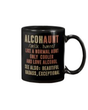 Like a normal aunt only cooler and love alcohol Mug thumbnail