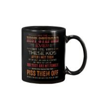 VINATGE STYLE - I AM THE BEST STEPDAD EVER Mug thumbnail