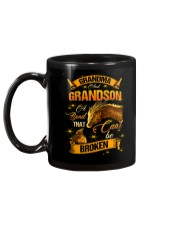 Grandma to Grandson - Grandma And Grandsona Bond  Mug back
