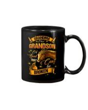 Grandma to Grandson - Grandma And Grandsona Bond  Mug front