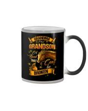 Grandma to Grandson - Grandma And Grandsona Bond  Color Changing Mug thumbnail