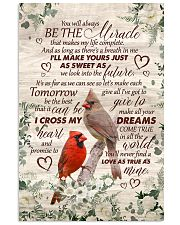 Husband and Wife - Cardinal - You Will Always Be 16x24 Poster front