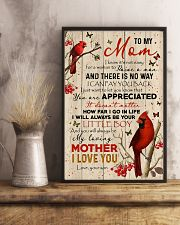 POSTER - TO MY MOM - YOU ARE APPRECIATED 16x24 Poster lifestyle-poster-3
