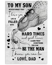 POSTER - TO SON - T REX - NEVER FORGET THAT 16x24 Poster front
