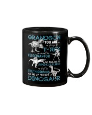 GRANDMA TO GRANDSON - DINOS - FAVORITE Mug thumbnail
