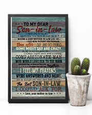 SON-IN-LAW - VINTAGE - I SEE YOU TWO TOGETHER 16x24 Poster lifestyle-poster-8