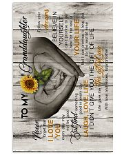 Grandma to Granddaughter - I Love You - Poster 16x24 Poster front