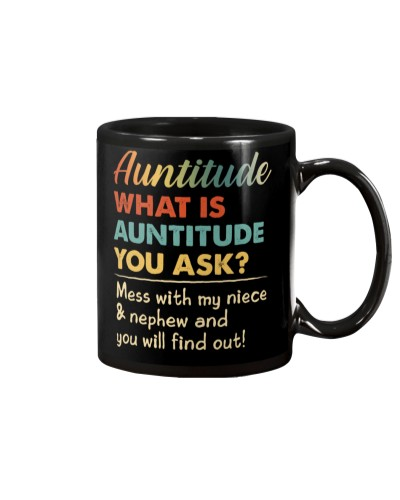 AUNTITUDE - YOU WILL FIND OUT