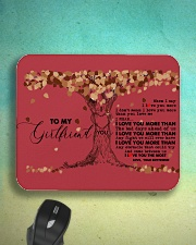TO MY GIRLFRIEND Mousepad aos-mousepad-front-lifestyle-3