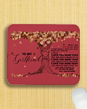 TO MY GIRLFRIEND Mousepad aos-mousepad-front-lifestyle-6