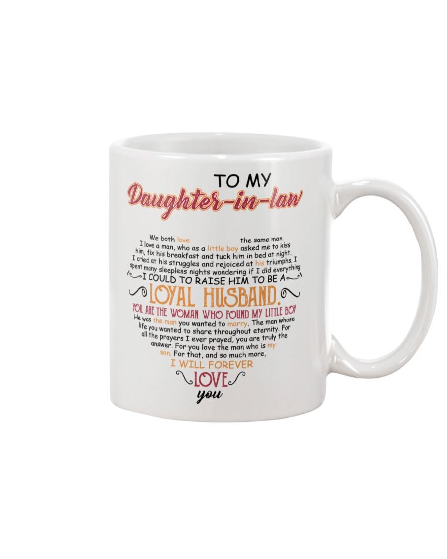 DAUGHTER-IN-LAW - VINTAGE - FOREVER LOVE YOU Mug