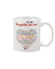 DAUGHTER-IN-LAW - VINTAGE - FOREVER LOVE YOU Mug front