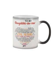 DAUGHTER-IN-LAW - VINTAGE - FOREVER LOVE YOU Color Changing Mug thumbnail
