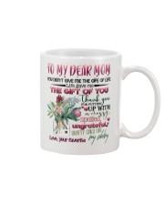 DAUGHTER TO MOM Mug front