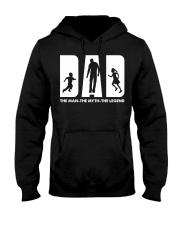 The man The myth The legend Hooded Sweatshirt thumbnail