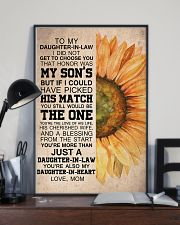 MOM TO DAUGHTER IN LAW 16x24 Poster lifestyle-poster-2
