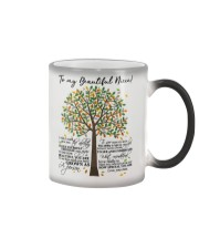 AUNT TO NIECE Color Changing Mug thumbnail