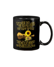 TO MY FATHER IN LAW Mug front