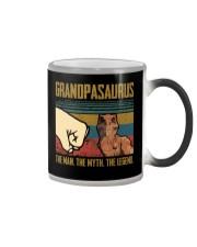 SAURUS - THE MAN - THE LEGEND Color Changing Mug thumbnail