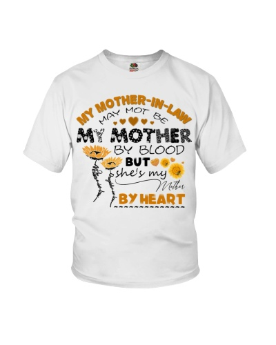 DAUGHTER-IN-LAW - SUNFLOWER - MOTHER BY HEART