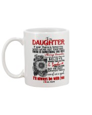 TO MY DAUGHTER - HENNA - BE WITH YOU Mug back