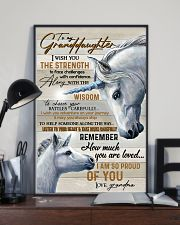 GRANADDAUGHTER - ART - I AM SO PROUD OF YOU 16x24 Poster lifestyle-poster-2