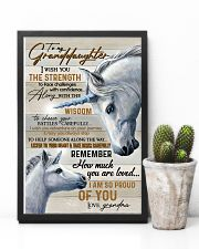 GRANADDAUGHTER - ART - I AM SO PROUD OF YOU 16x24 Poster lifestyle-poster-8