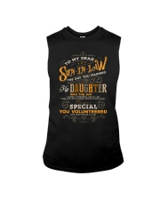 TO MY SON-IN-LAW - VINTAGE - YOU VOLUNTEERED Sleeveless Tee thumbnail