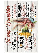 Once Upon A Time When I Asked God - Poster 16x24 Poster front